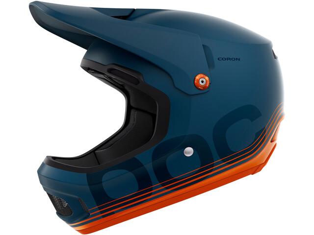 POC Coron Helmet Söderström Edition lead blue